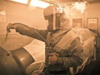 Gröbenzell: Fahrzeuglackierung Geissler
