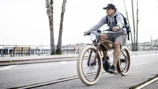 Fahrrad Retro-E-Bike Ruffian