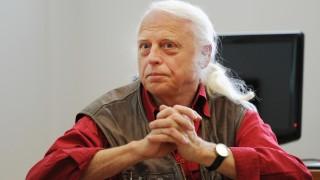 Krimiautor Horst Bosetzky