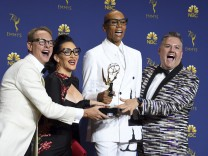 Carson Kressley, Michelle Visage, RuPaul Charles, Ross Mathews