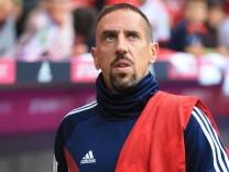 15 09 2018 FC Bayern vs Bayer Leverkusen Allianz Arena Muenchen Fussball im Bild Franck Ribery