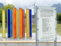 Zehn Jahre Eishallen-Unglück Reichenhall