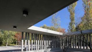 Besucherzentrum der KZ Gedenkstätte Dachau, 2011