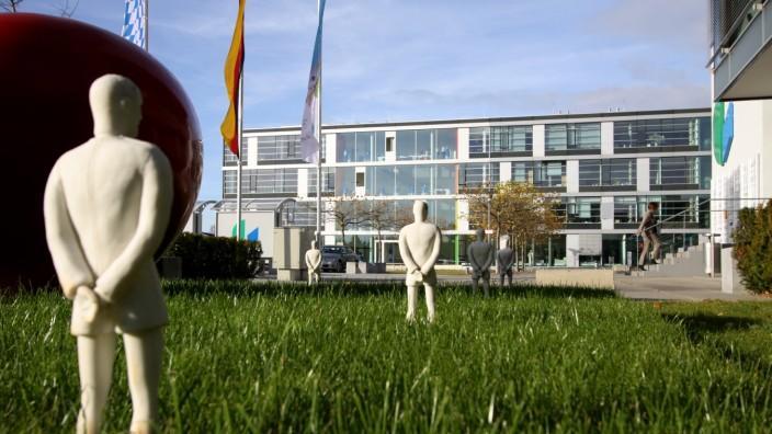 Innovations- und Gründerzentrum Biotechnologie (IZB) in Martinsried, 2010