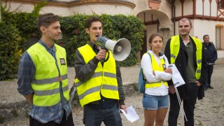 Herrsching Protest