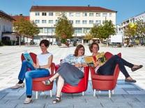 Stadtlesen Stadtbücherei Penzberg