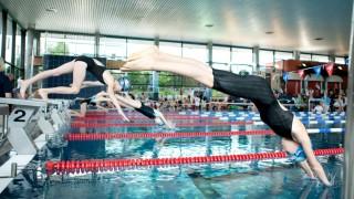 Jugend Olympiade, Schwimmen Unterschleißheim