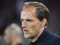 PSG-Trainer Thomas Tuchel