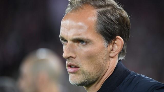 PSG-Trainer Thomas Tuchel