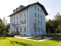 Besichtigung von Wohnungsbauprojekten und Stadtsanierungsprojekten, Ausschuss für Stadtplanung und Bauordnung. 19.09.2018, München.