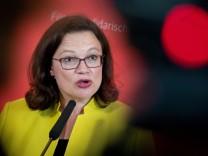 Beginn Klausurtagung der SPD-Bundestagsfraktion