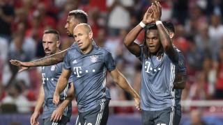SL Benfica v FC Bayern Muenchen - UEFA Champions League Group E
