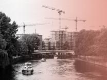 Mieten und Wohnen - Wohnungsbau in Berlin