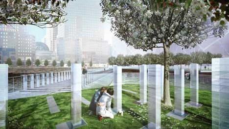 Entwürfe für Ground Zero