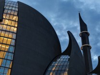 DITIB Zentralmoschee in Ehrenfeld Köln 16 07 2017 Foto xC xHardtx xFuturexImage