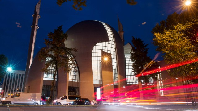 Ditib Moschee Verfassungsschutz Beobachtung
