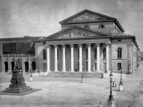 Nationaltheater, 1900