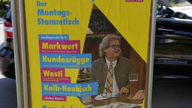Politik in München Landtagswahl