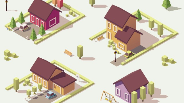 Immobilien, Mieten und Wohnen Lösungsmodelle