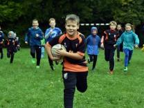 Rugby-Schnuppertraining