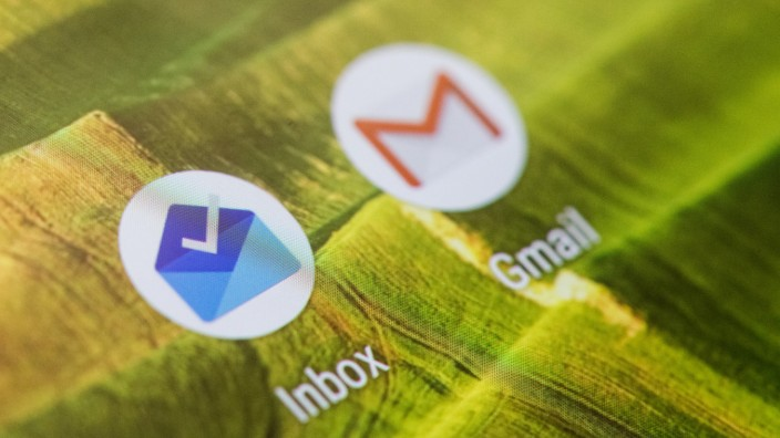 Google stellt experimentelle Inbox-App ein