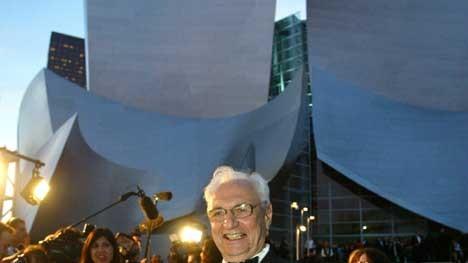 Im Interview: Architekt Frank Gehry
