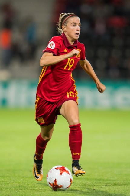 UEFA WEURO 2017'Women: Scotland v Spain'