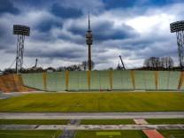 Olympiastadion in München, 2018
