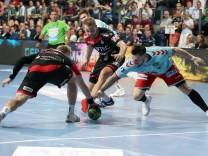 20 09 2018 Handball 1 Bundesliga DKB HBL Saison 2018 2019 06 Spieltag HC Erlangen Metrop