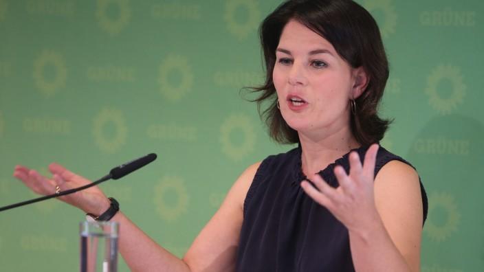 Pk zur Klausurtagung des Grünen-Bundesvorstands
