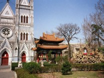 Kathedrale in Peking