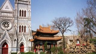 Kathedrale in Peking