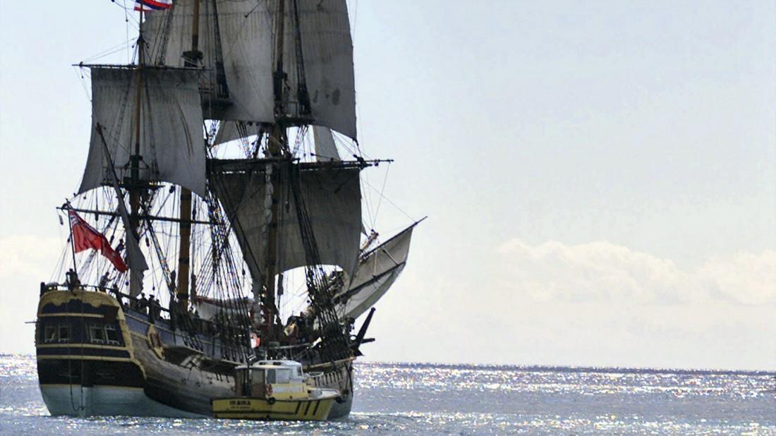 Forscher: Schiff von James Cook geortet