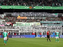 16 09 2018 Fussball Saison 2018 2019 1 Fussball Bundesliga 03 Spieltag SV Werder Breme