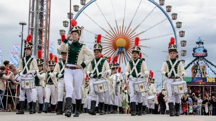 Oktoberfest 2018: Der Trachten- und Schützenumzug in München