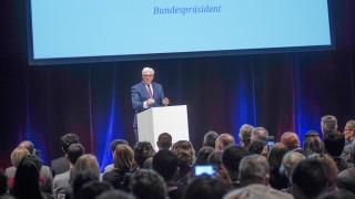 Bundesweite Aktion 'Deutschland spricht'