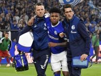 FC Schalke 04: Weston McKennie verletzt sich beim Spiel gegen den FC Bayern