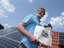 Althegnenbach / Hoerbach: Energiewende Althegnenberg/Gespräch mit Umweltreferent Jakob Drexler