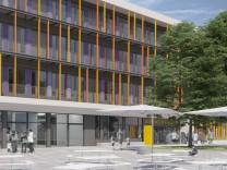 Neubau und Sanierung Bernaysschule