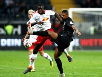 Eintracht Frankfurt v RB Leipzig - Bundesliga