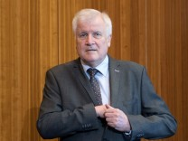 Statement Seehofer