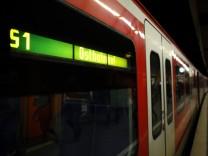 Stammstrecke S-Bahn, München