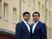 Arif und Halil Tasdelen in Nürnberg