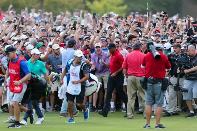 Golf: PGA-Tour Championship