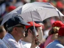Partido de Liga entre el Levante y el Sevilla en el Ciudad de Valencia En la imagen los aficionado
