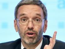 Pressefreiheit in Österreich: Innenministerium in Wien warnt Polizei vor kritischen Medien