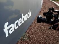 Facebook-Hauptquartier in Menlo Park