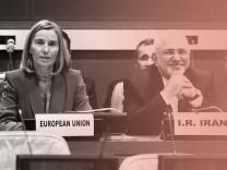 Die EU-Außenbeauftragte Federica Mogherini während der UN-Vollversammlung