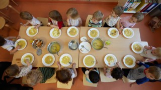 Essen in Kitas