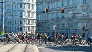 Radfahren in Städten Radl-Serie